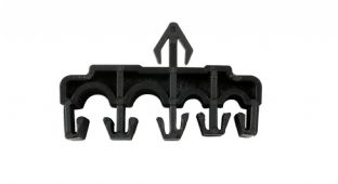 Connect 34145 Brake Line Clips - Pack 2